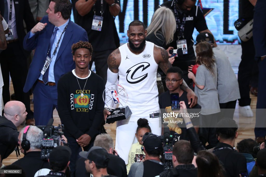 2018 NBA All-Star Game : Foto di attualità