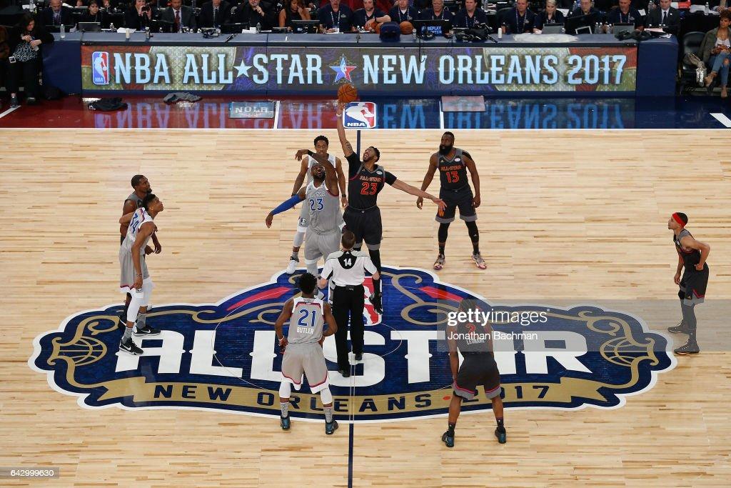 NBA All-Star Game 2017 : News Photo