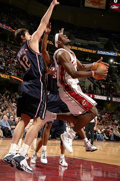 601f65b43 Photos et images de New Jersey Nets v Cleveland Cavaliers