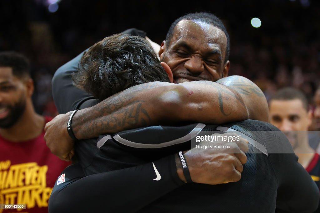 Toronto Raptors v Cleveland Cavaliers - Game Three : News Photo