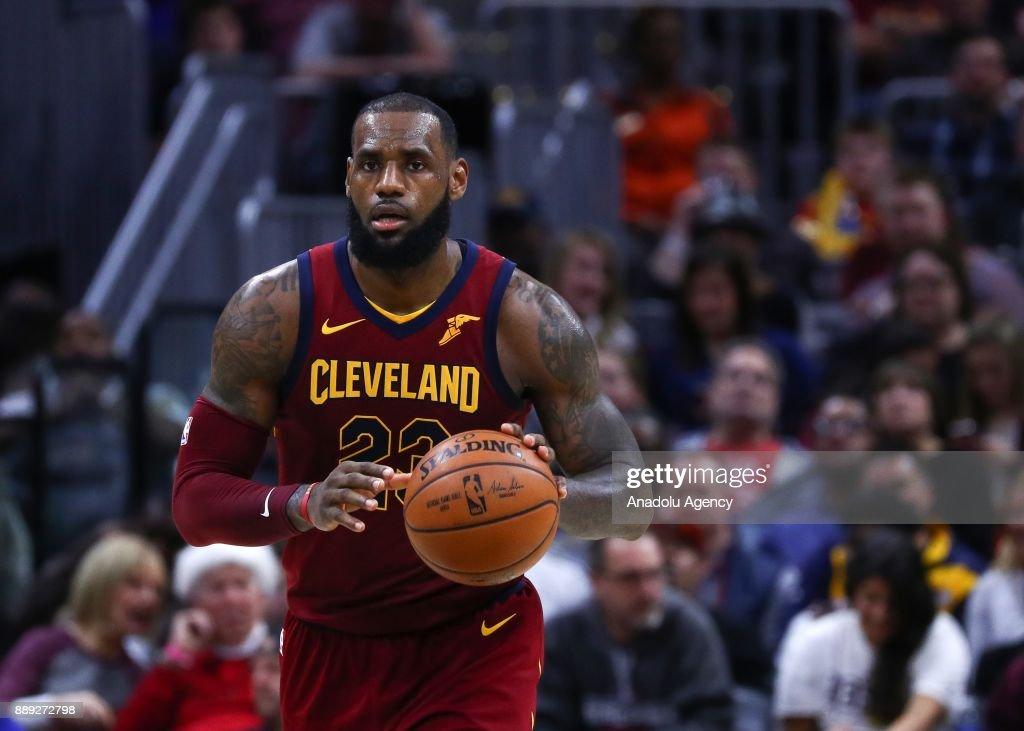 Cleveland Cavaliers vs Philadelphia 76ers: NBA : ニュース写真