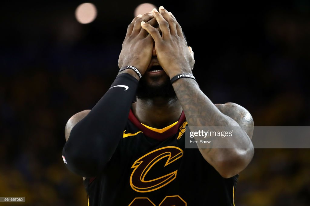 2018 NBA Finals - Game One : News Photo