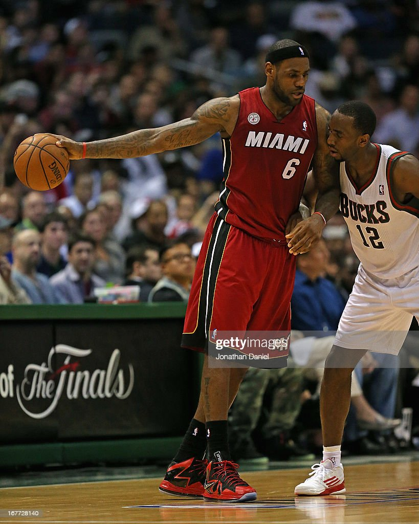 Miami Heat v Milwaukee Bucks - Game Four