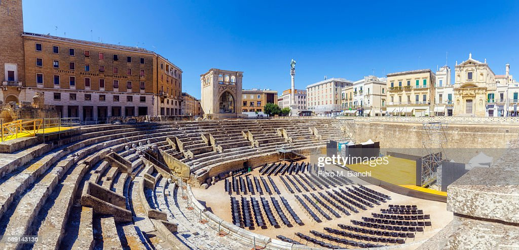 Lecce : Stock Photo