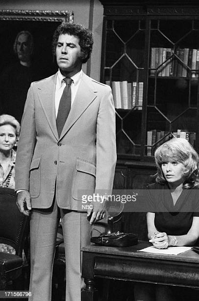 LIVES LeClair Custody Battle Pictured Frances Reid as Alice Horton Jed Allan as Don Craig Brooke Bundy as Rebecca LeClair