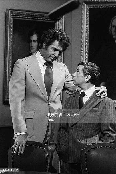 LIVES LeClair Custody Battle Pictured Jed Allan as Don Craig Robert Clary as Robert LeClair