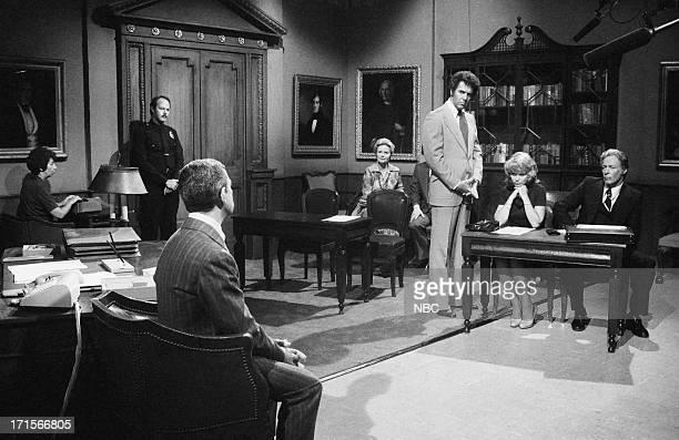 LIVES LeClair Custody Battle Pictured Robert Clary as Robert LeClair Frances Reid as Alice Horton Jed Allan as Don Craig Brooke Bundy as Rebecca...