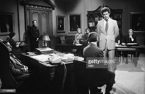 LIVES LeClair Custody Battle Pictured Unknown as judge Frances Reid as Alice Horton Bill Hayes as Doug Williams Robert Clary as Robert LeClair Jed...