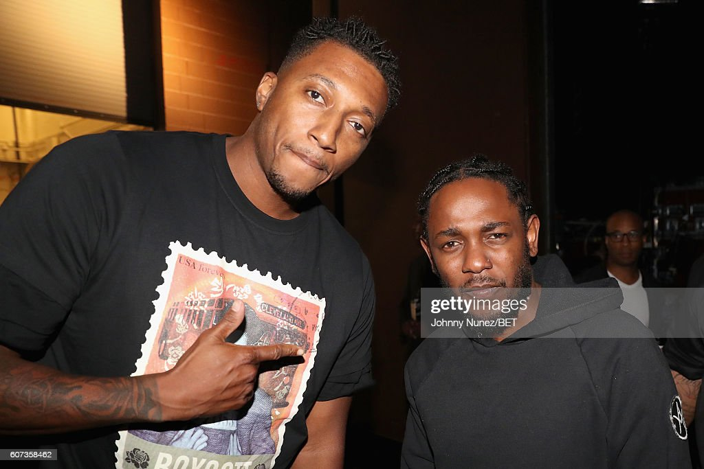 BET Hip Hop Awards 2016 - Backstage : News Photo