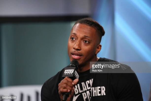 Build Presents Lecrae Promoting His New Album All Things