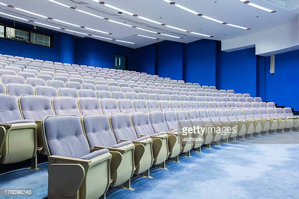 lecture hall - auditorium stock pictures, royalty-free photos & images