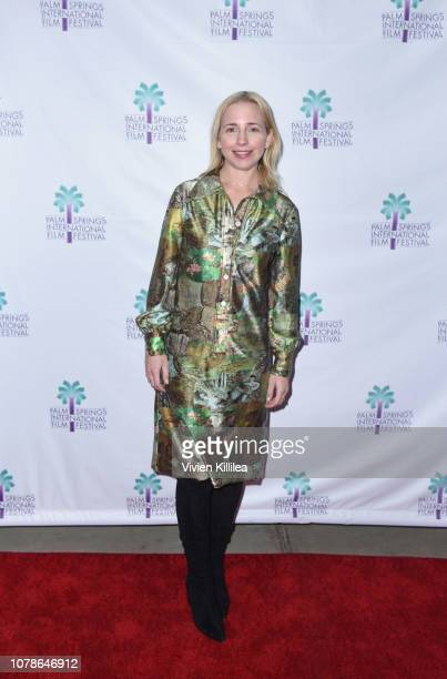 Lecy Goranson attends a screening of Buck Run at the 30th Annual Palm Springs International Film Festival on January 6 2019 in Palm Springs California