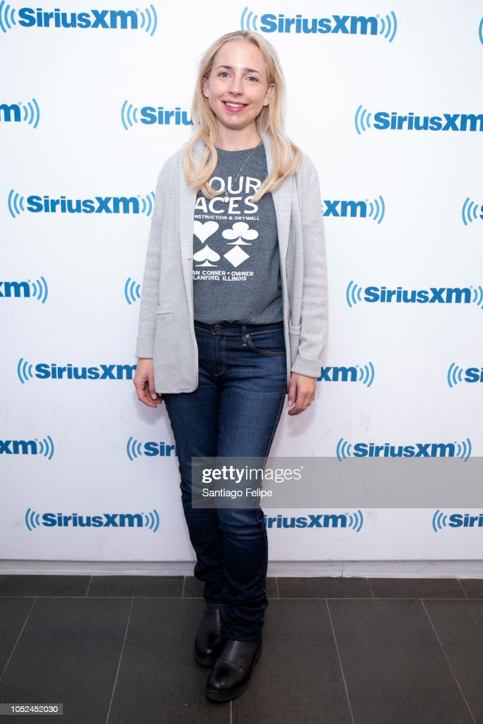 Celebrities Visit SiriusXM - October 18, 2018 : News Photo