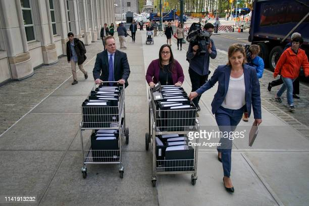 Led by John Marzulli Public Information Officer for the US Attorneys Office of the Eastern District of New York staff and members of the prosecution...