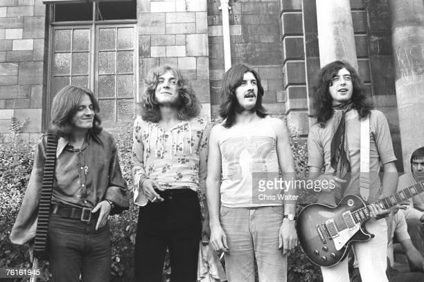 Led Zeppelin, 1969 Bath Festival