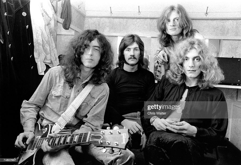 Led Zeppelin File Photos : Nachrichtenfoto