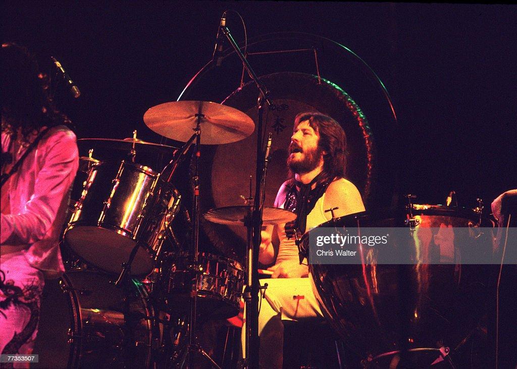 Led Zeppelin 1977 John Bonham