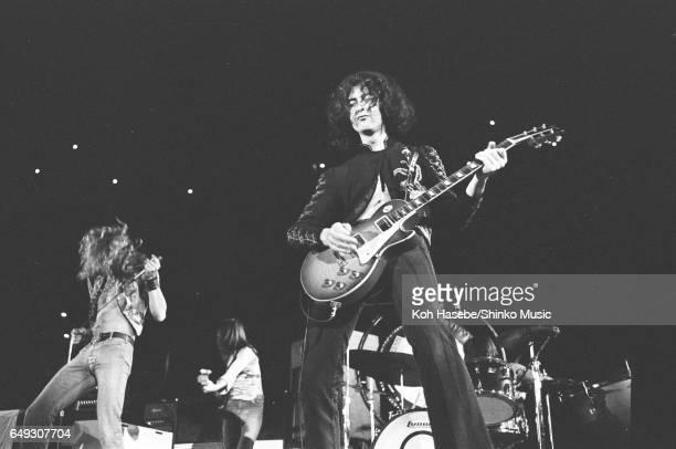 Led Zeppelin live at Nippon Budokan October 2nd 1972