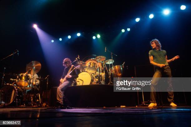 Led Zeppelin play at the Munich Olympiahalle The second drummer was Simon Kirke of Bad Company The band knew that John Bonham had a serious alcohol...