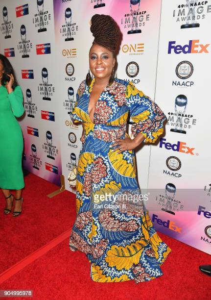 Ledisi at the 49th NAACP Image Awards NonTelevised Awards Dinner at the Pasadena Conference Center on January 14 2018 in Pasadena California