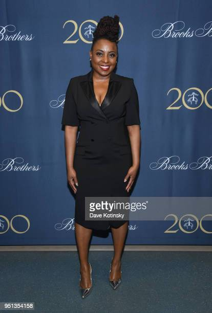 Ledisi attends the Brooks Brothers Bicentennial Celebration at Jazz At Lincoln Center on April 25 2018 in New York City