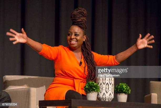 Ledisi during the Up Close Personal with Ledisi event at the Chicago Cultural Center on May 4 2017 in Chicago Illinois