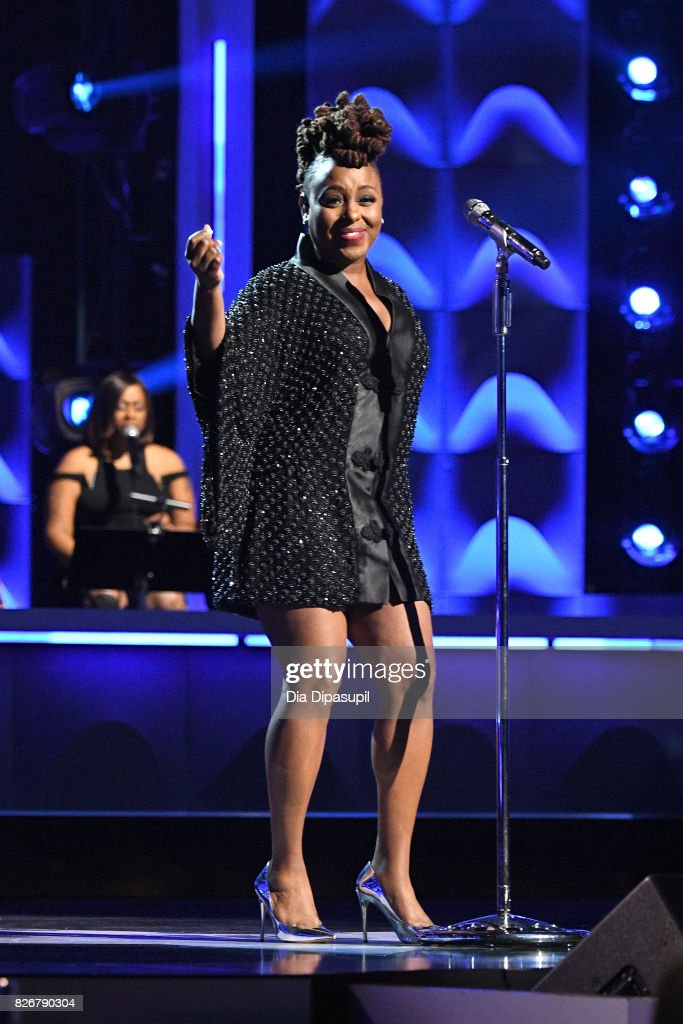 Ledisi performs onstage during Black Girls Rock! 2017 at NJPAC on August 5, 2017 in Newark, New Jersey.