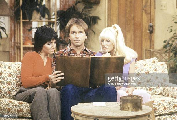 S COMPANY Lee Ain't Heavy He's My Brother Season Four 2/26/80 Jack's jealousy of his brother Lee got really serious when Lee makes a play for Chrissy...