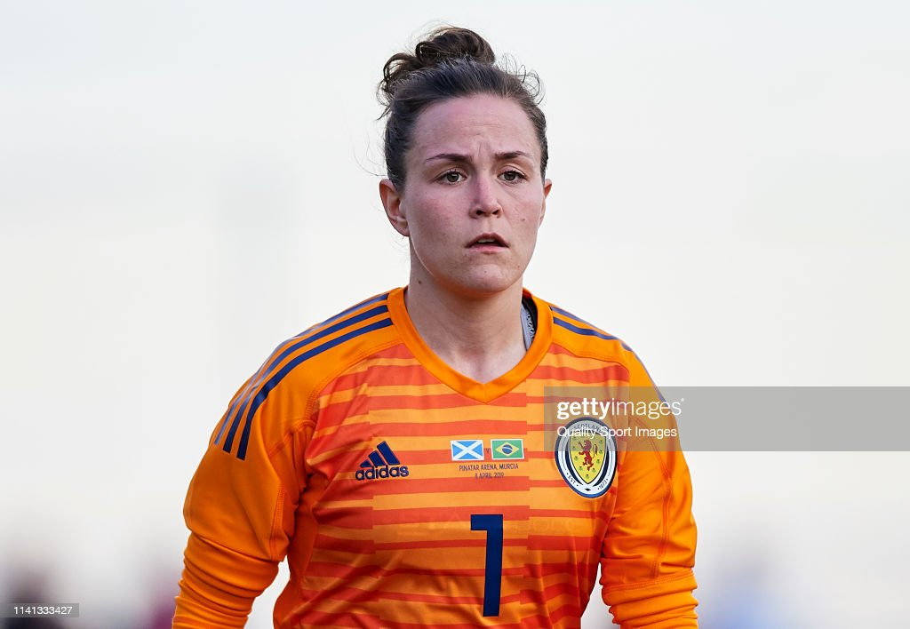 Scotland v Brazil - Women's International Friendly : News Photo