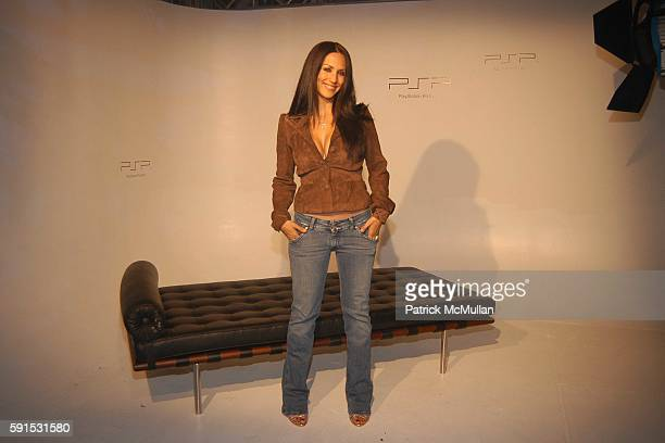 Lee Ann Tweeden attends Sony Play Station Portable Factory at Hollywood Center Studios on May 18 2005 in LA CA
