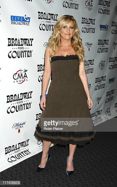 Lee Ann Womack during Country Takes New York City - Broadway Meets Country - Outside Arrivals at Allen Room, Jazz at Lincoln Center in New York City,...