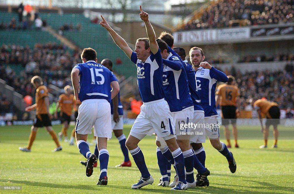 Wolverhampton Wanderers v Birmingham City - Premier League