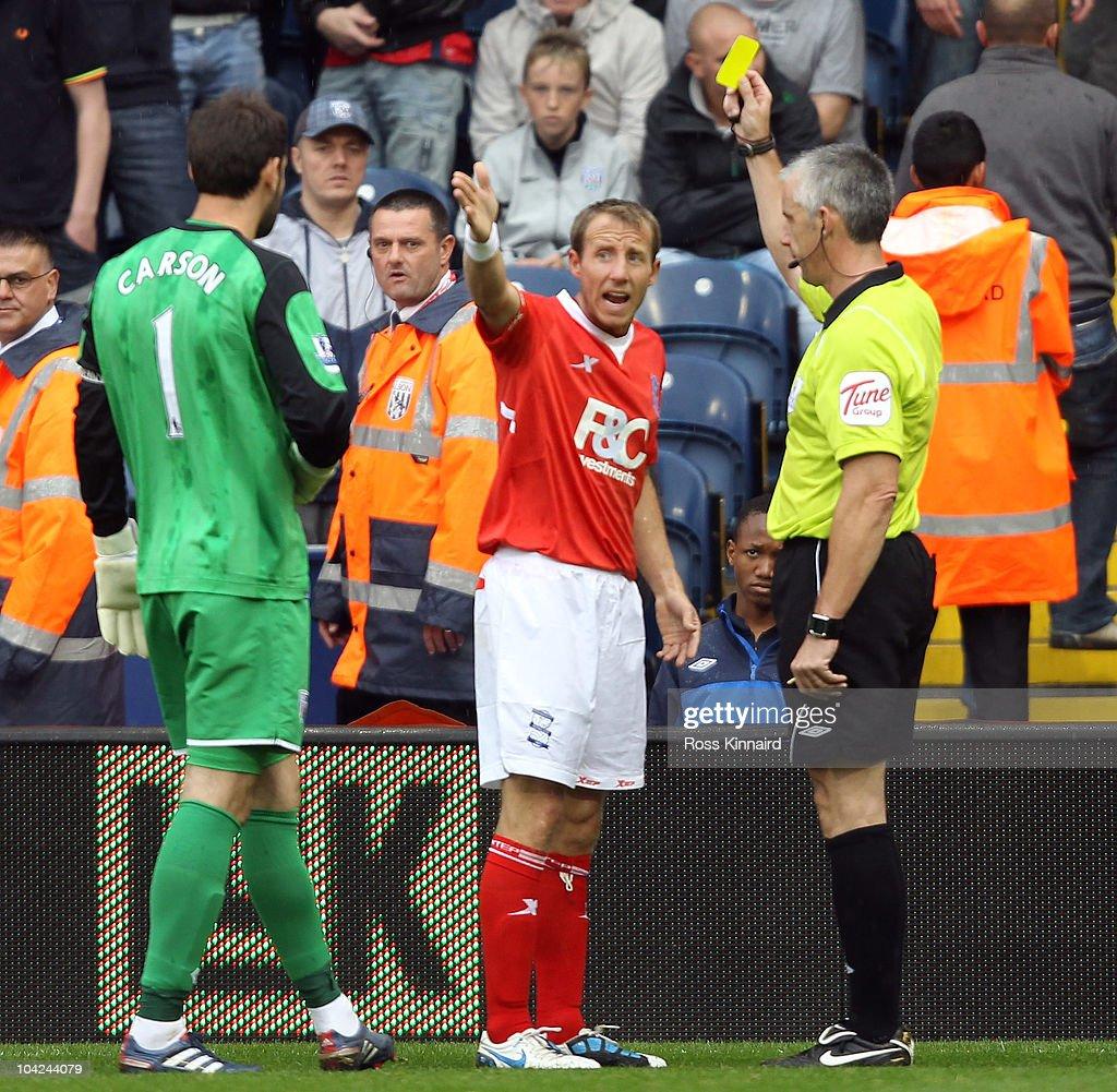 West Bromwich Albion v Birmingham City - Premier League