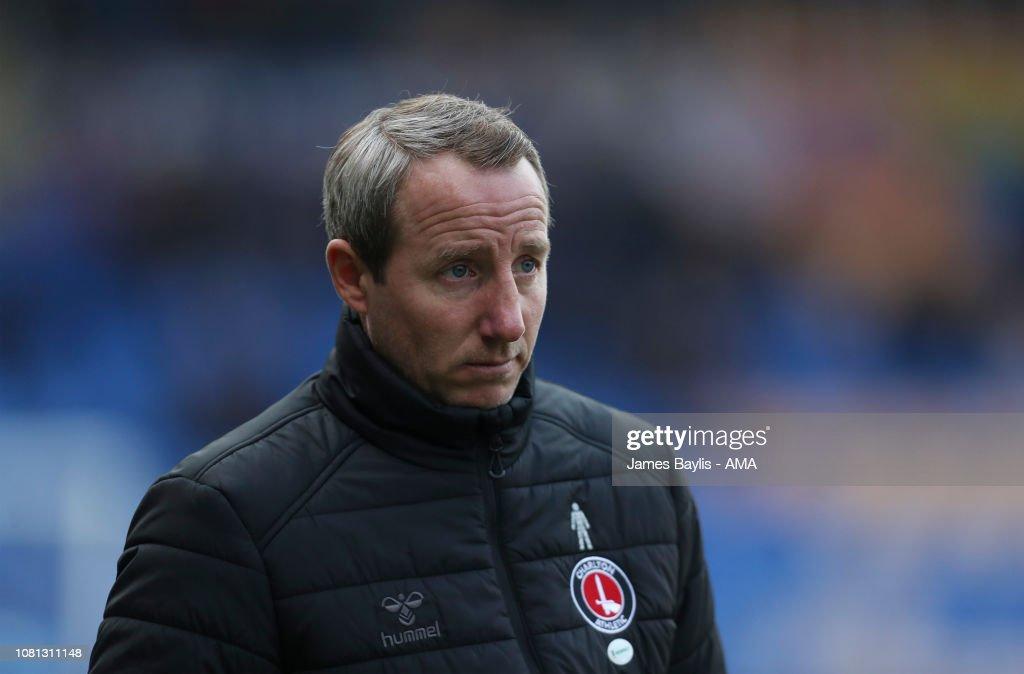 Shrewsbury Town v Charlton Athletic - Sky Bet League One : News Photo