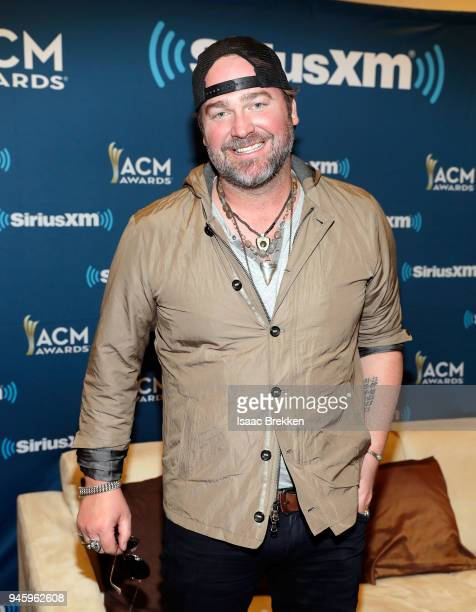 Lee Brice attends SiriusXM's The Highway channel broadcast backstage from the Academy of Country Music Awards on April 13, 2018 in Las Vegas, Nevada.