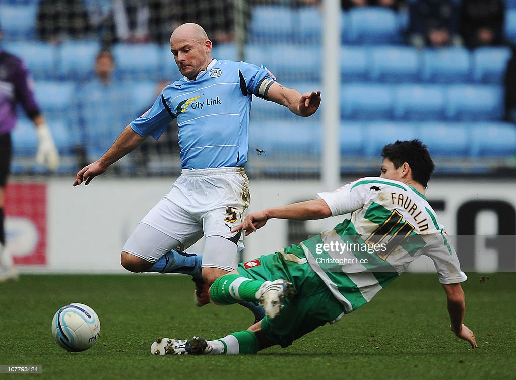 Coventry City v Queens Park Rangers - npower Championship
