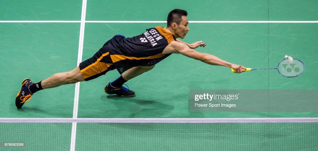 BWF Hong Kong Open Super Series 2017 : News Photo