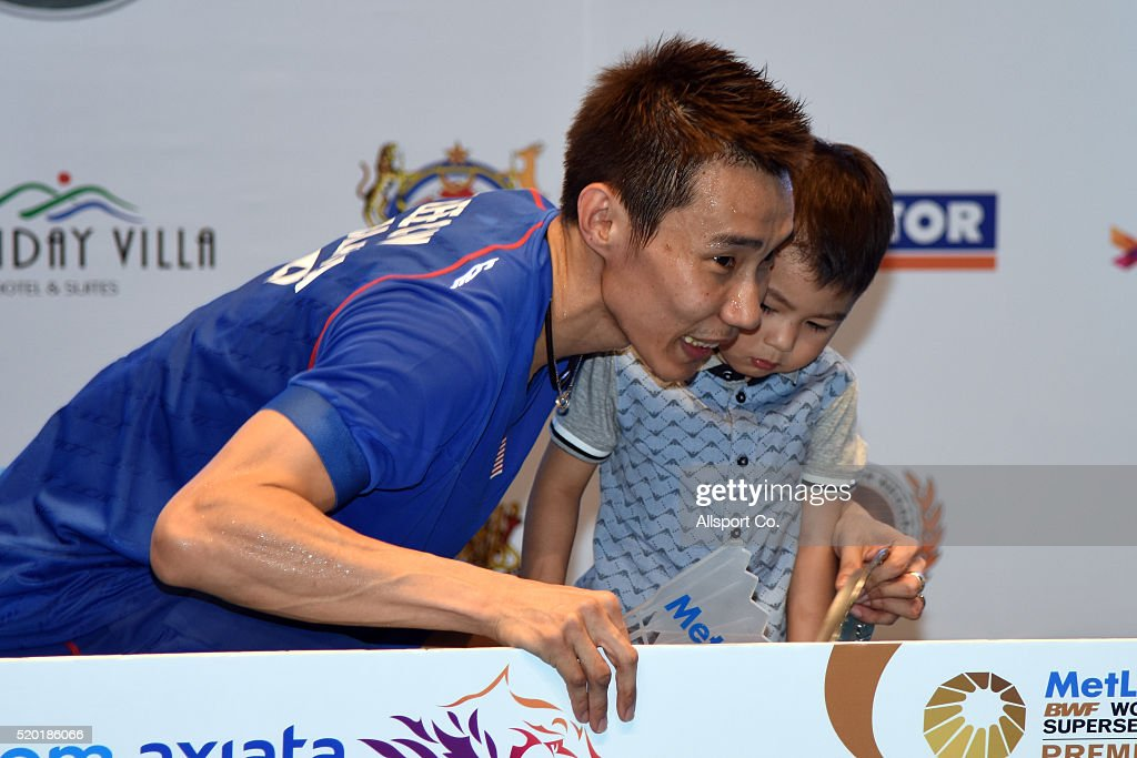 BWF World Super Series Badminton Malaysia Open - Day Six : News Photo