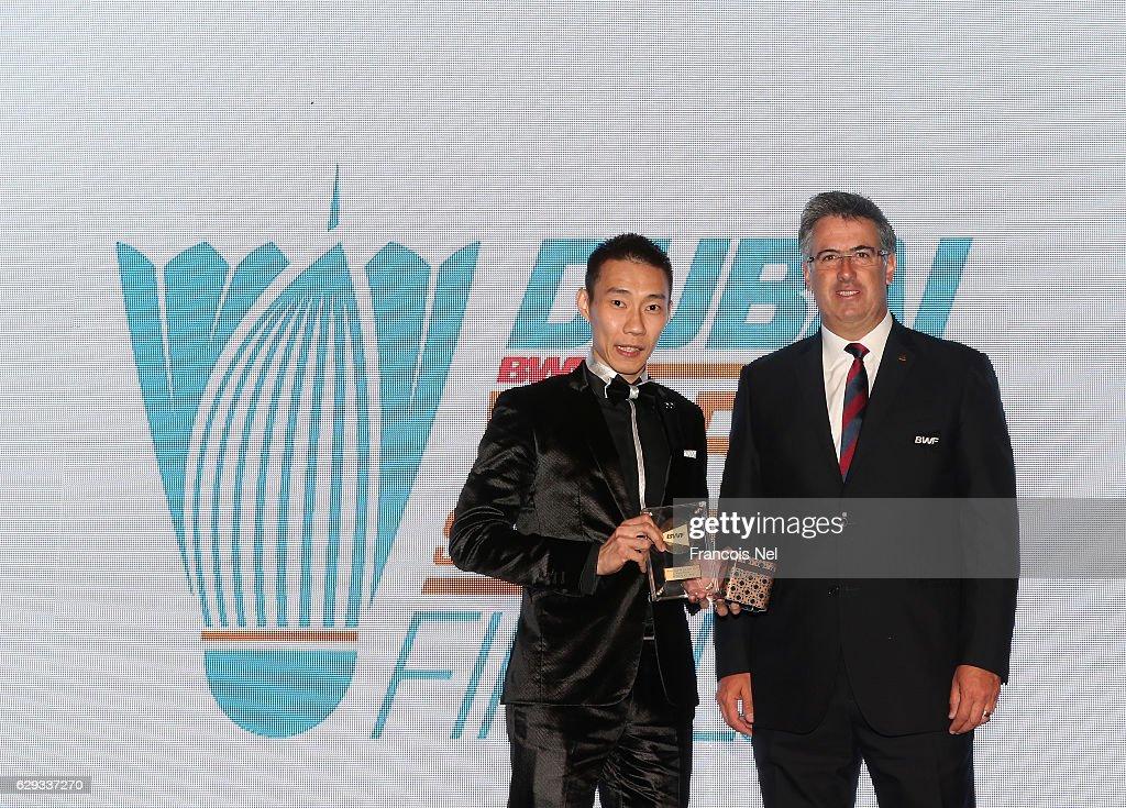 BWF Dubai World Superseries Finals - Previews : News Photo