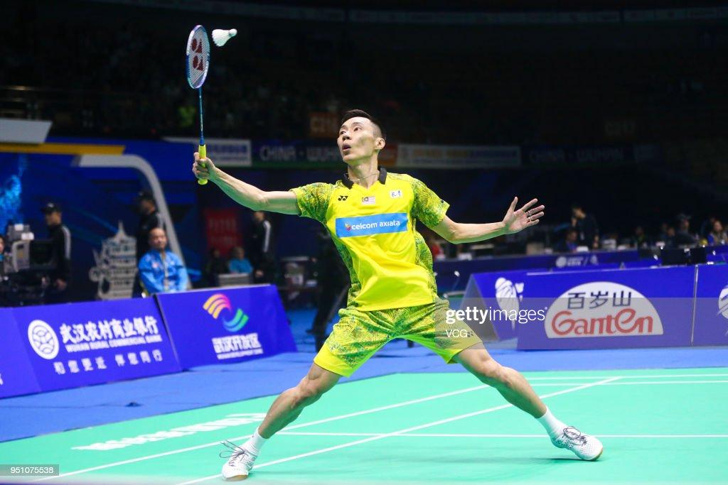 2018 Badminton Asia Championships - Day 2