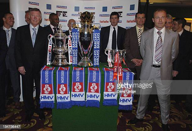 Lee Clark Warren Barton Sir Alex Ferguson Les Ferdinand Ian Holloway Mike Newell Shay Given Terry McDermott and Alan Shearer