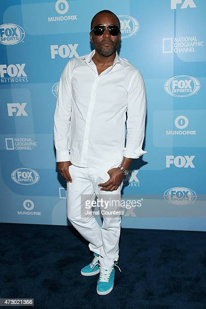 Lee Daniels attends the 2015 FOX programming presentation at Wollman Rink in Central Park on May 11 2015 in New York City