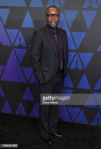 Lee Daniels attends the Academy of Motion Picture Arts and Sciences' 10th annual Governors Awards at The Ray Dolby Ballroom at Hollywood & Highland...