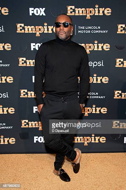"""Lee Daniels attends the """"Empire"""" Series Season 2 New York Premiere at Carnegie Hall on September 12, 2015 in New York City."""