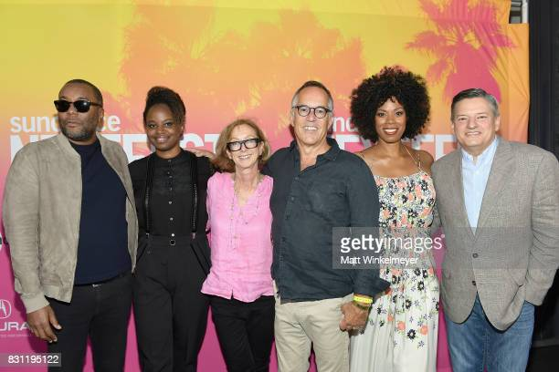 Lee Daniels Dee Rees Director of the Feature Film Program at Sundance Institute Michelle Satter Sundance Film Festival DirectorJohn Cooper Kim Wayans...