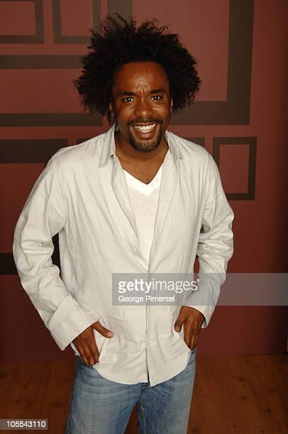 "Lee Daniels, director during 2005 Toronto Film Festival - ""Shadowboxer"" Portraits at HP Portrait Studio in Toronto, Canada."