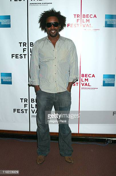 """Lee Daniels, director during 4th Annual Tribeca Film Festival - """"Rize"""" Arrivals at Pace Schimmel Center in New York City, New York, United States."""