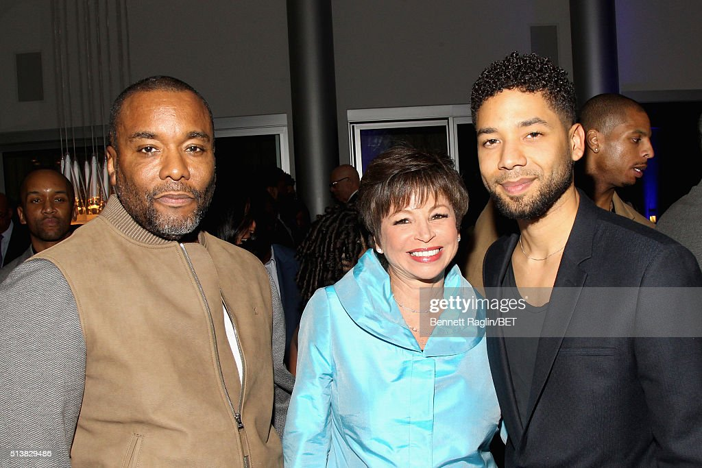 Image result for Jussie Smollett Valerie Jarrett