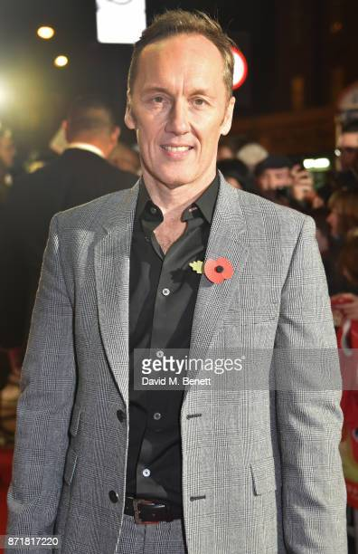 Lee Dixon attends the World Premiere of '89' at the Odeon Holloway on November 8 2017 in London England