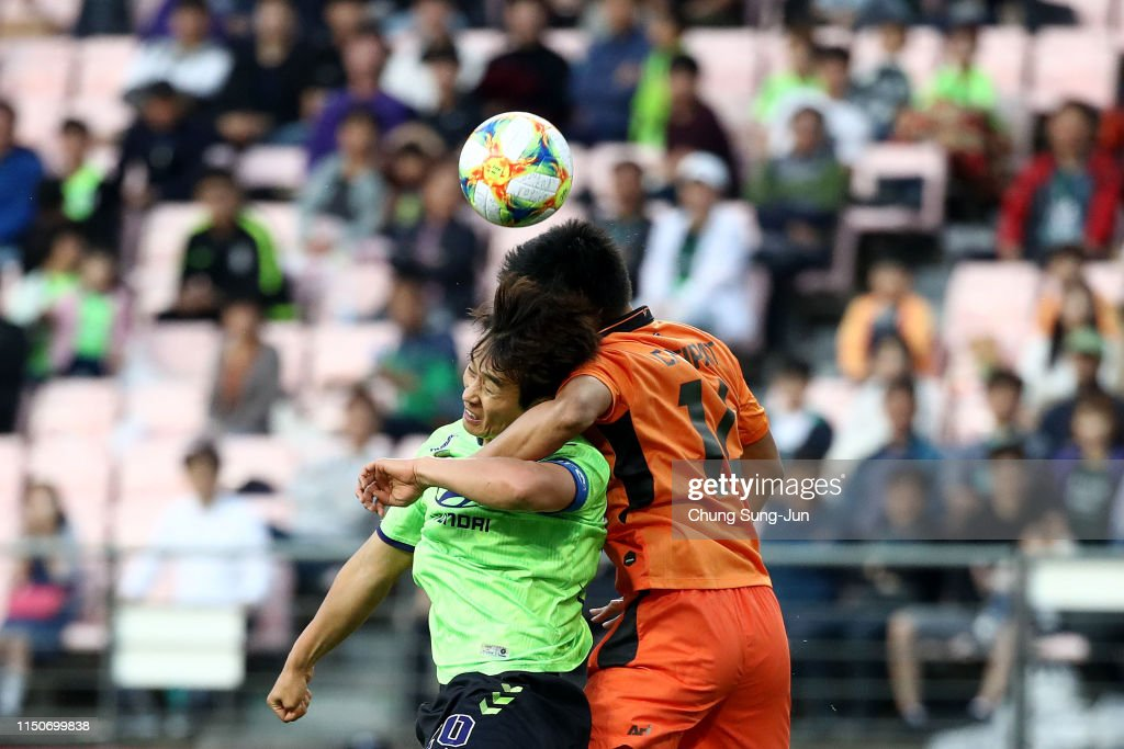 KOR: Jeonbuk Hyundai Motors v Buriram United - AFC Champions League Group G